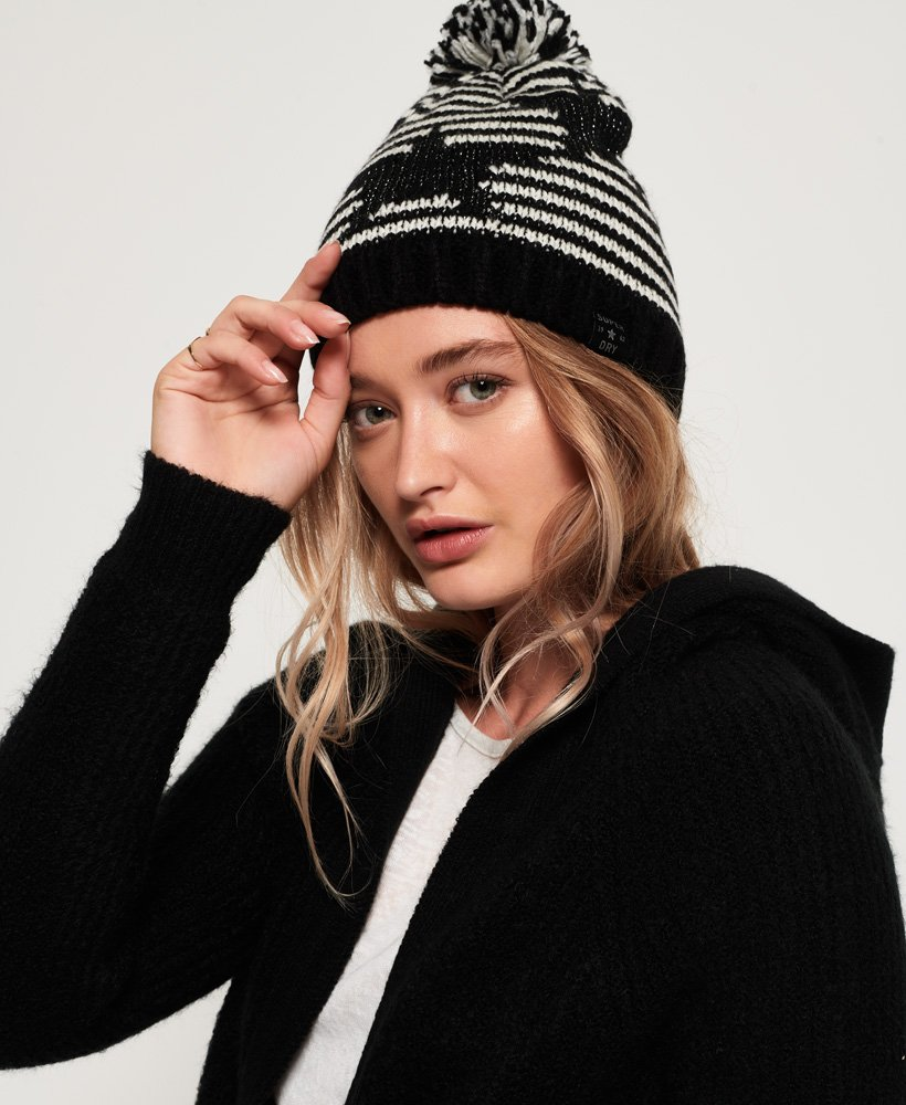 Superdry Star Sparkle Beanie