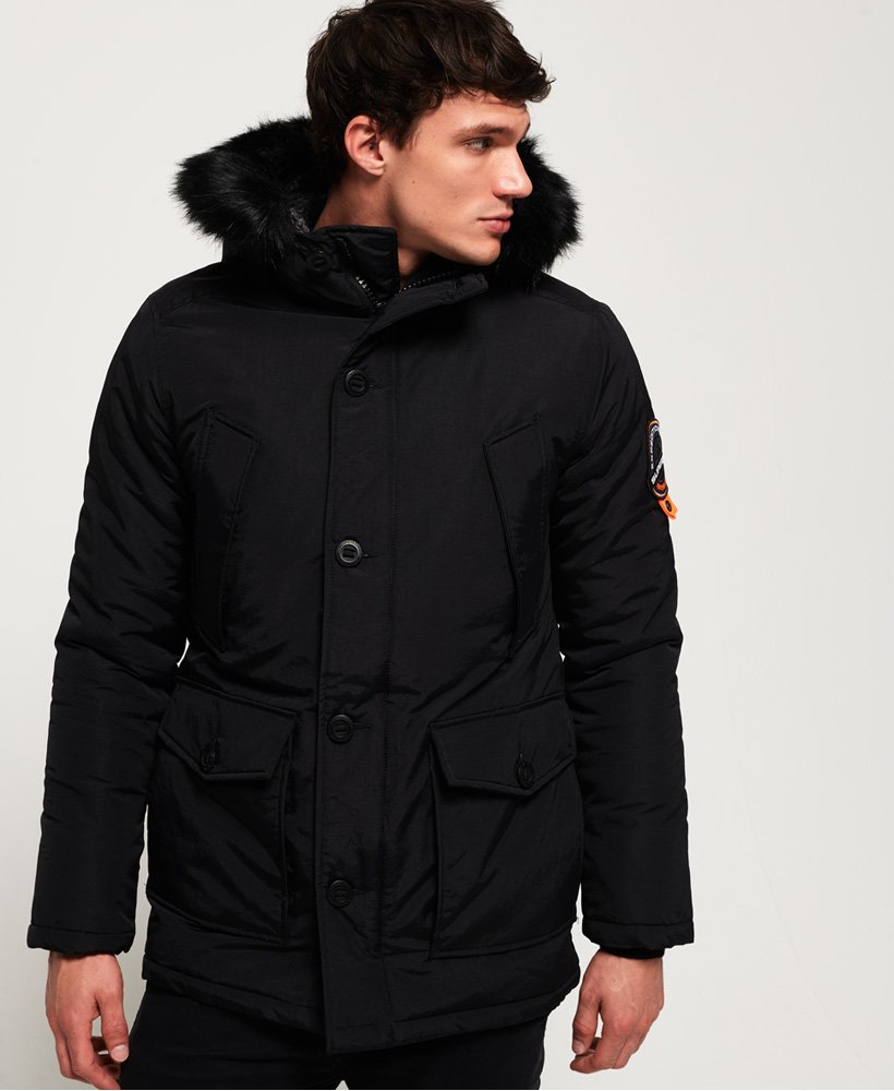 Superdry Everest-parkasjakke