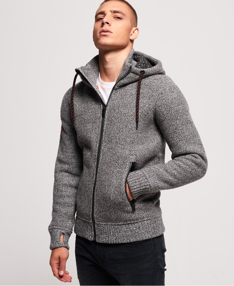 Superdry Expedition Zip Hoodie  thumbnail 1