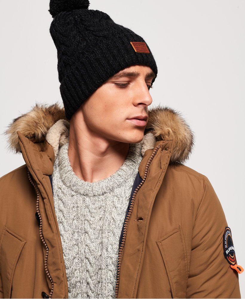 Superdry Jacob Beanie  thumbnail 1