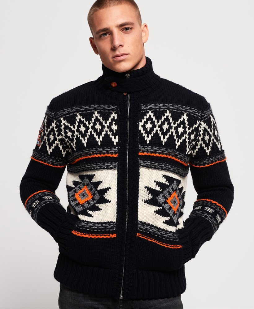 Superdry Cardigan Super Buffalo