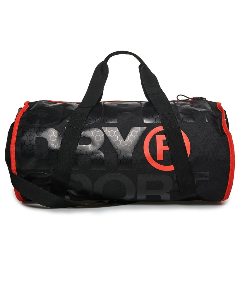 Superdry XL Sports Barrel-Tasche