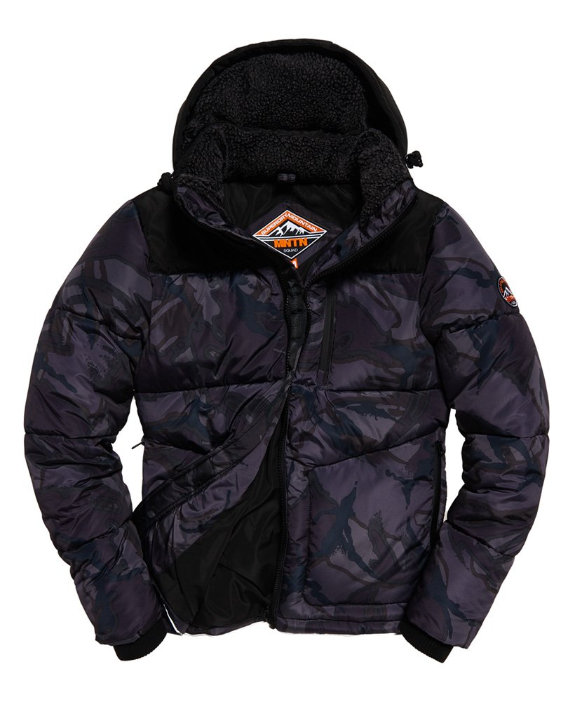 superdry manteau sd expedition