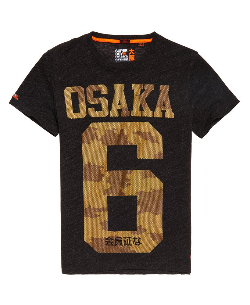 Superdry Osaka Metallic T-Shirt