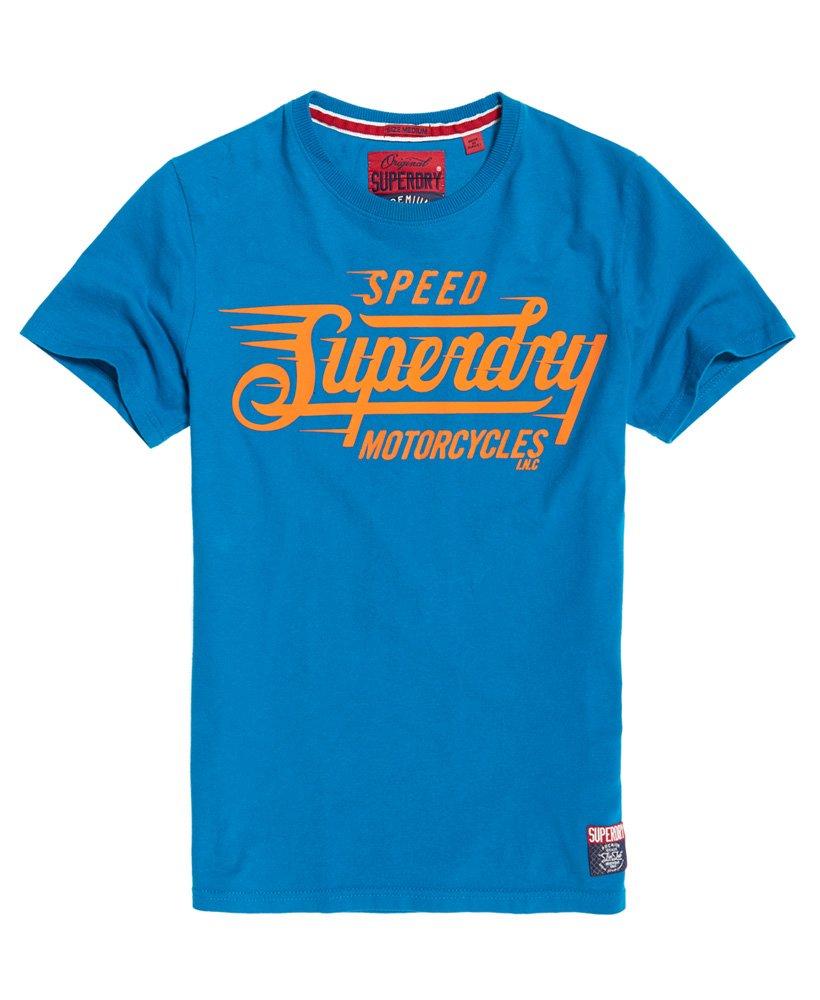 Superdry Camiseta clásica Riders Heritage