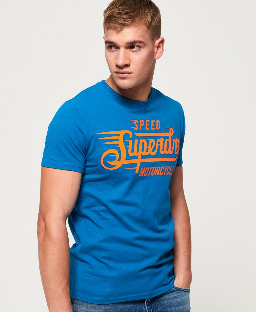 Superdry T-shirt Riders Heritage Classic thumbnail 1
