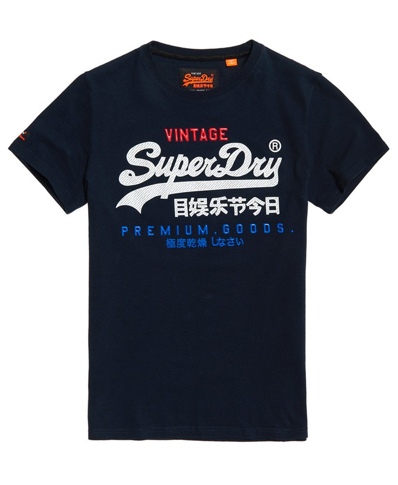 Superdry Premium Goods Infill T-Shirt