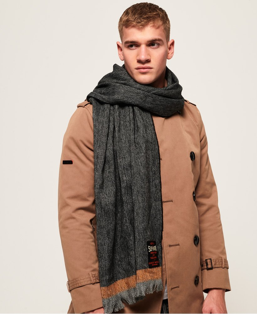 Superdry Super Capital Scarf thumbnail 1