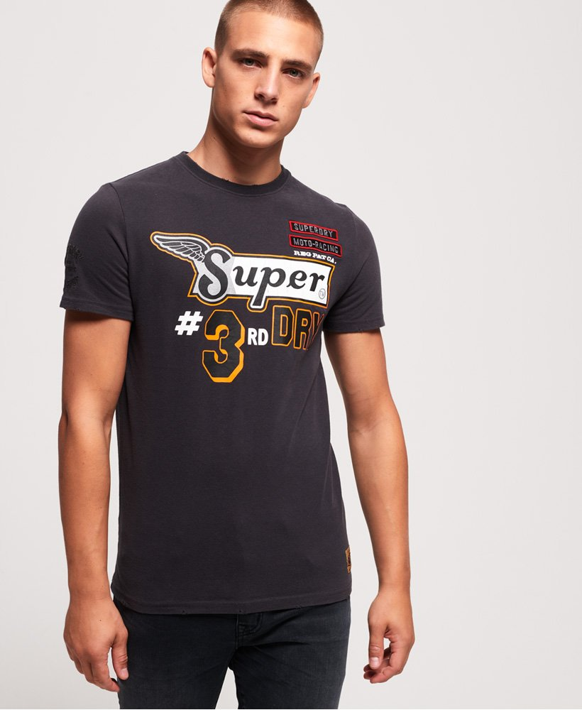 Superdry Custom 1334 T-Shirt thumbnail 1