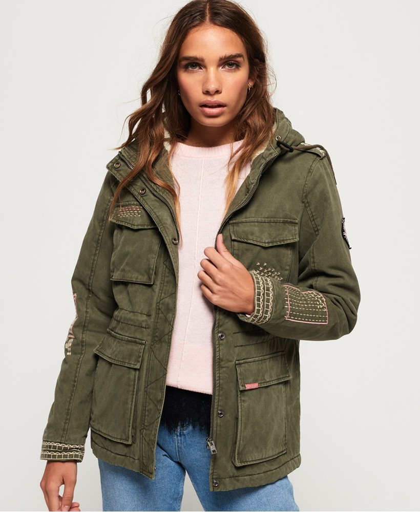 Superdry Rookie Dakota Jacket thumbnail 1