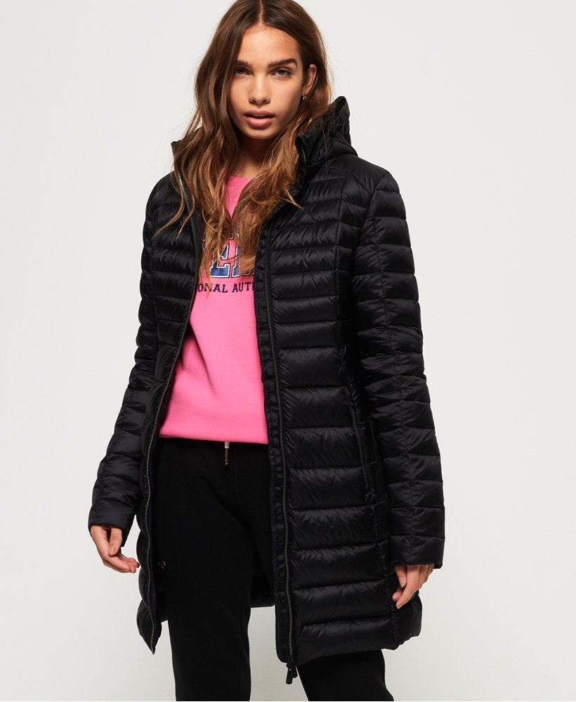 Superdry Blisse Down Parka Jacket