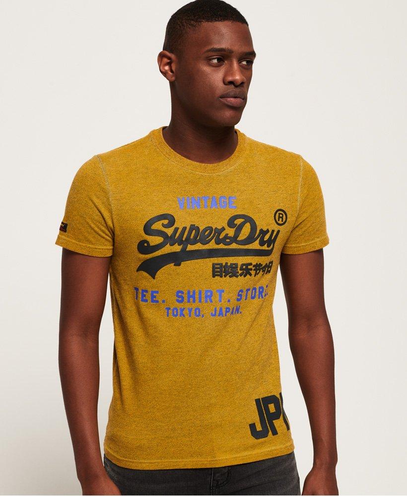 Superdry Shirt Shop Duo Overdyed T-Shirt thumbnail 1