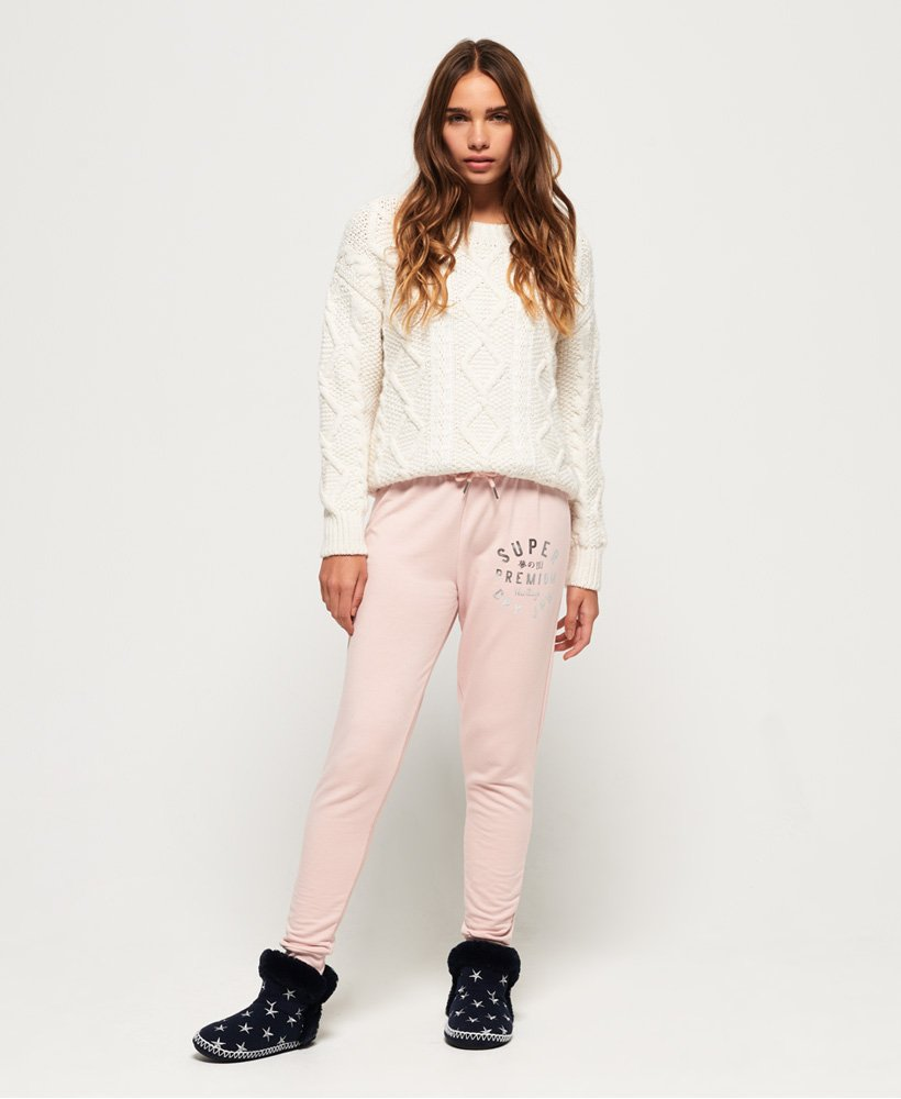 Skinny Joggingbroek Dames.Superdry Bella Loungewear Skinny Joggingbroek Ondergoed Voor Dames