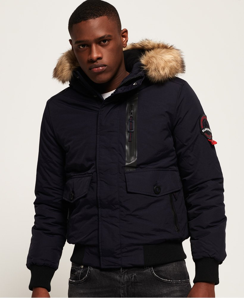 Superdry Everest Bomberjacke Herren Jacken & Mäntel