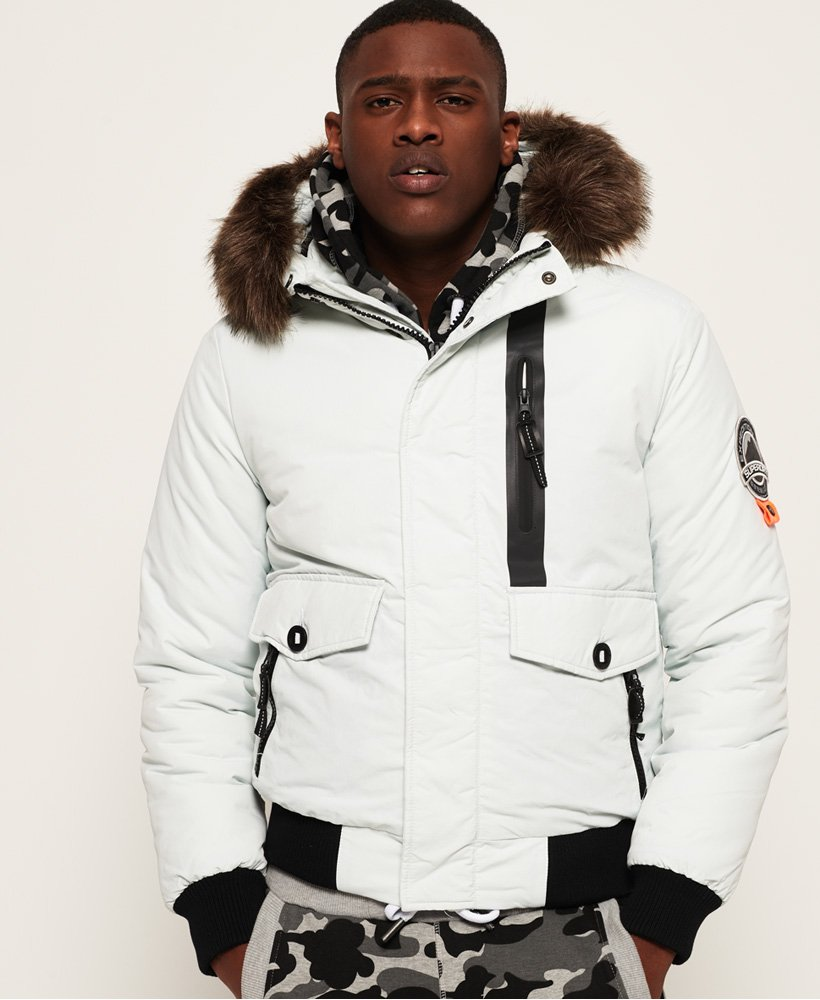 PuttyTr Jacket Mens In Bomber Everest wnIHnqzS