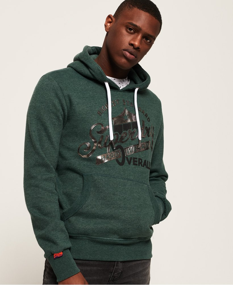 Superdry Heritage Classic Hoodie  thumbnail 1