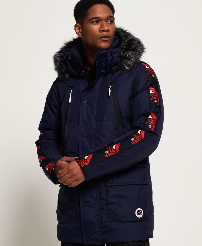 Superdry Canadian Mountain Range Daunenparka thumbnail 1