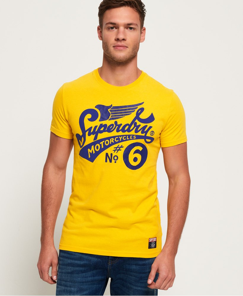 Superdry Riders Heritage Classic T-Shirt thumbnail 1