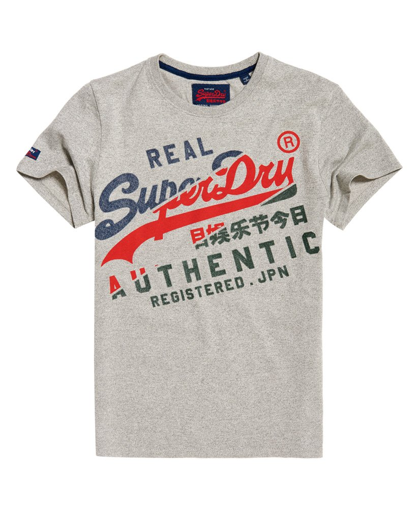 Superdry Vintage Authentic Tri T-Shirt