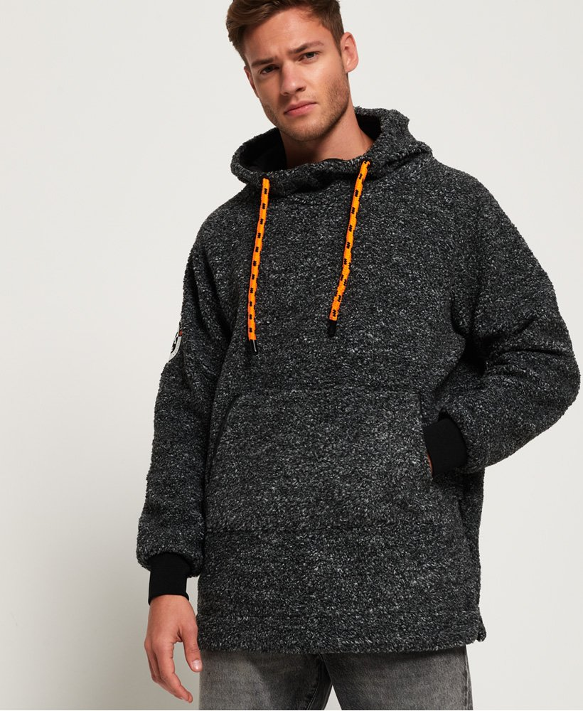 Superdry Mountain Sherpa Overhead Hoodie thumbnail 1