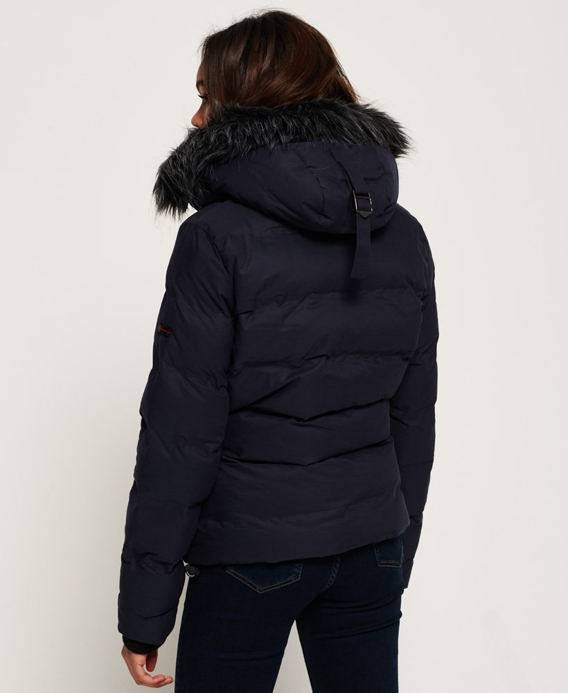 87e5c59ad Womens - SDX Superfibre Bomber Jacket in Navy | Superdry
