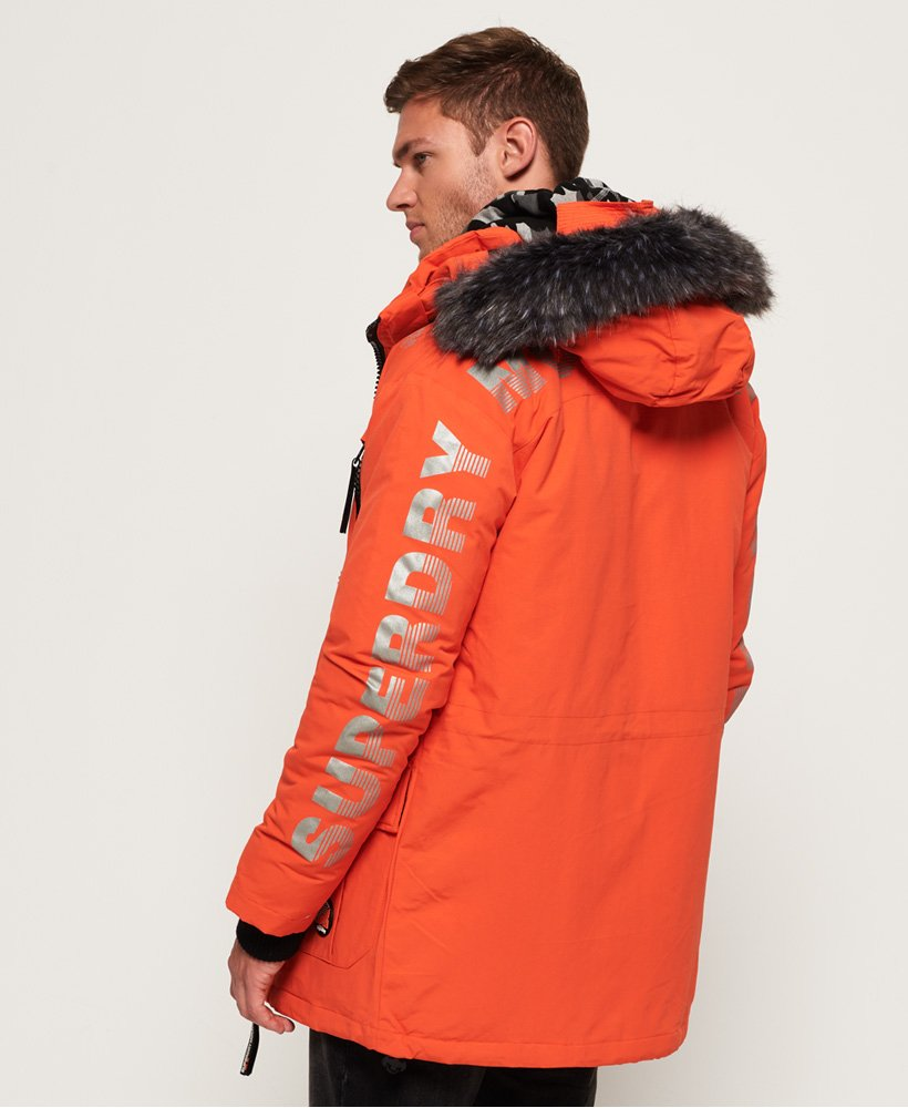 Superdry Mountain Pro Project Down Parka Jacket thumbnail 1