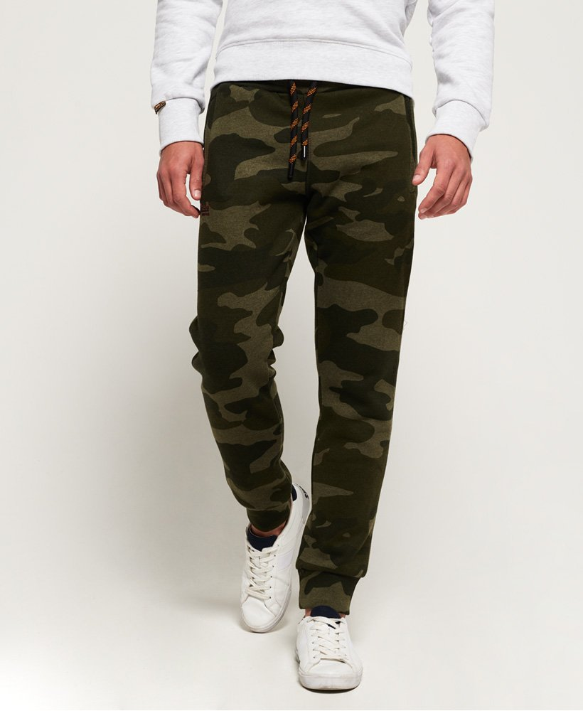 Superdry Joggers Orange Label Urban