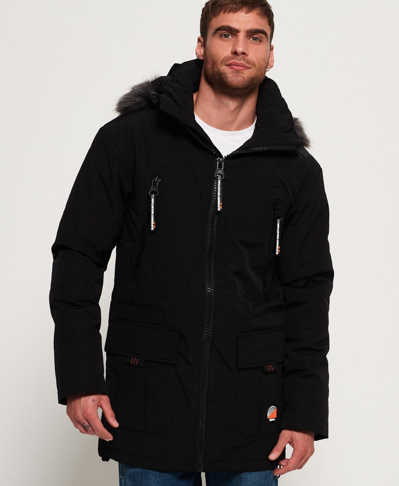 Superdry Parka en duvet Mountain Pro Project