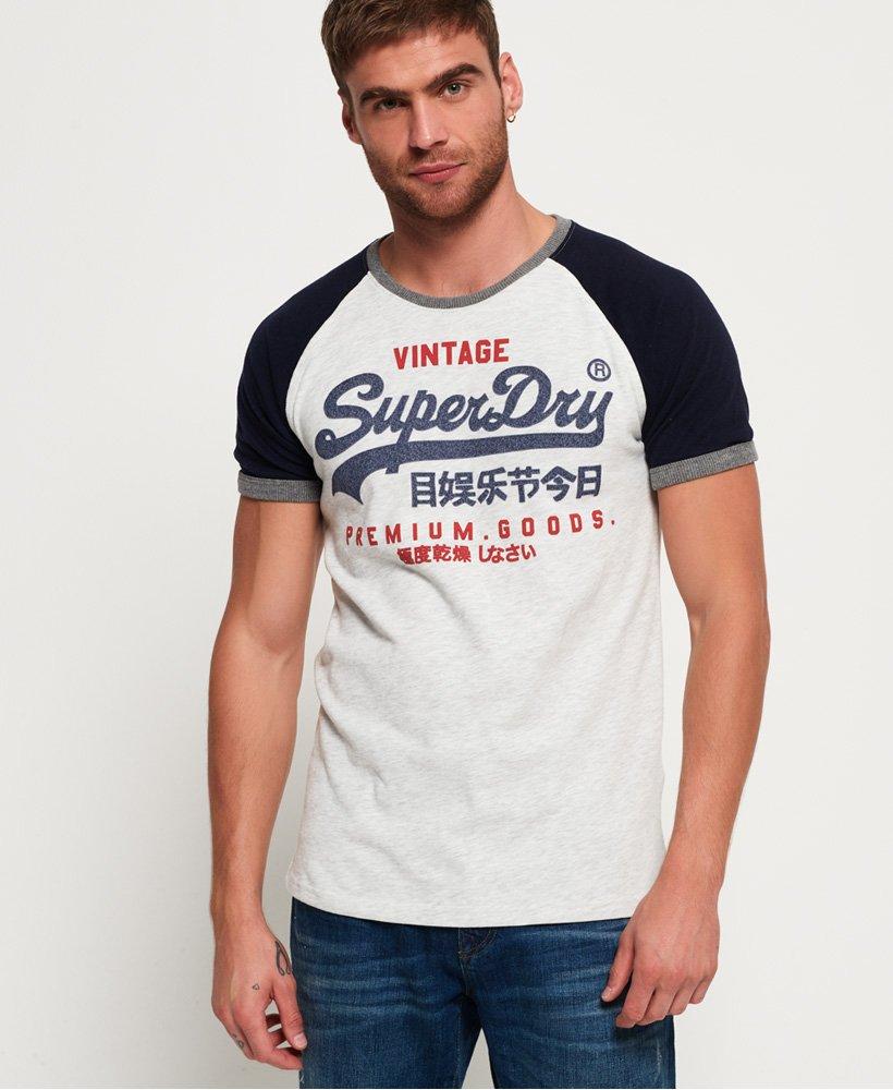 fleksnes | Premium T skjorte for menn