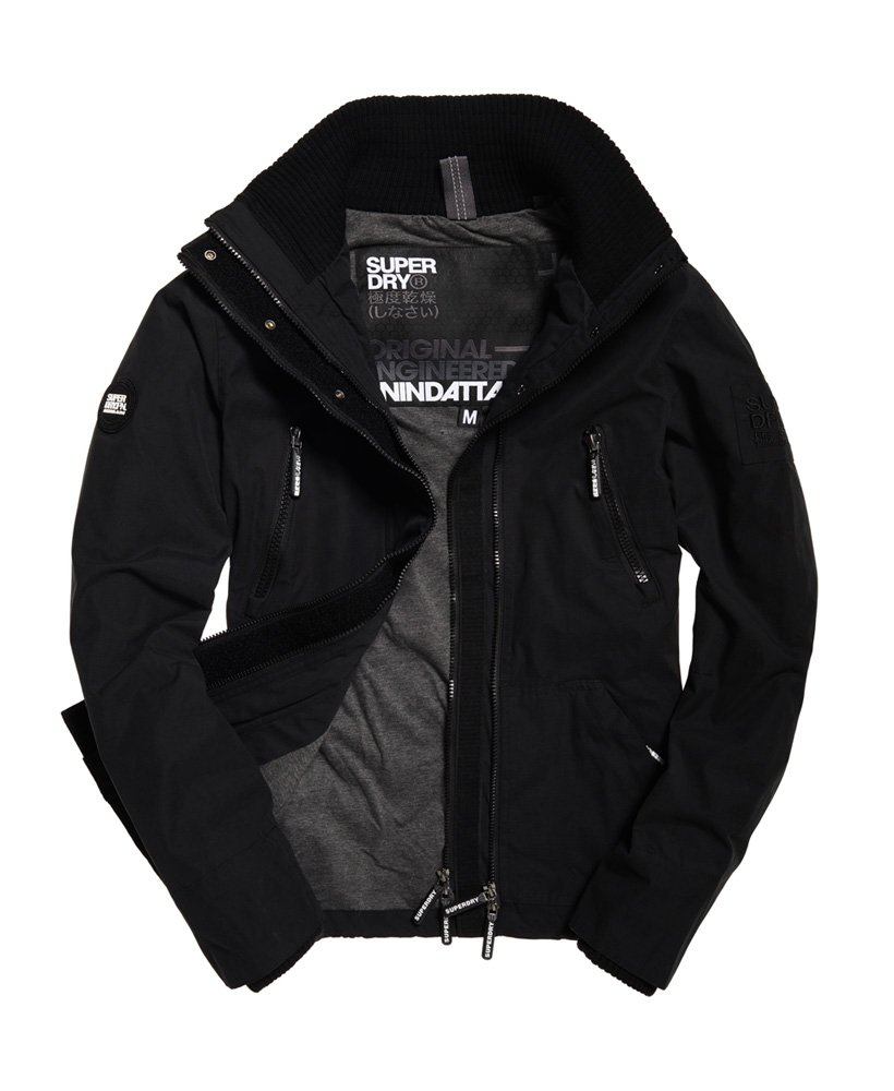 Superdry Microfibre SD-Wind Attacker