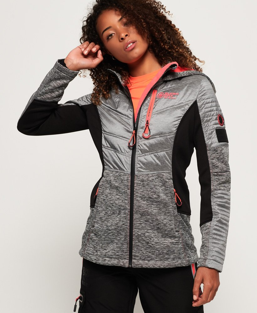 Superdry Softshell Hybrid Jacket thumbnail 1