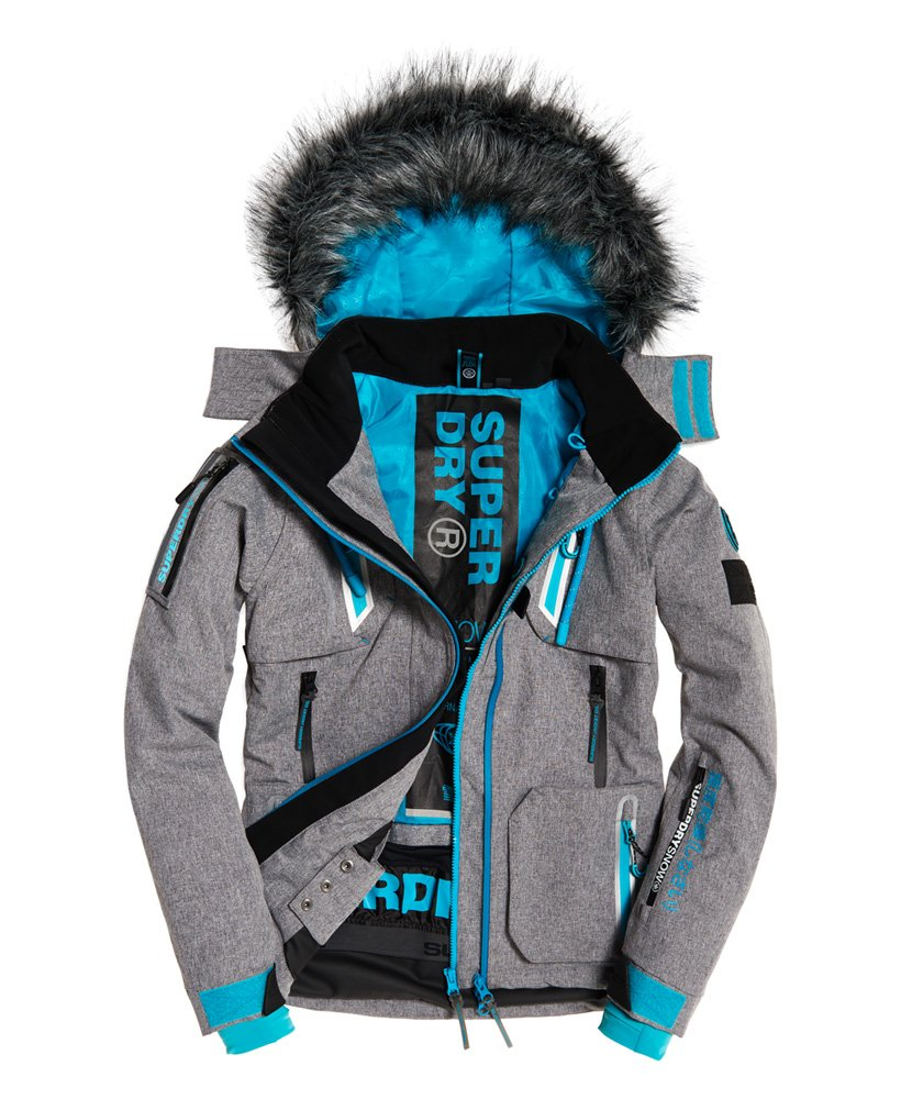 Superdry Ultimate Snow Action Jacket Skijassen Jassen