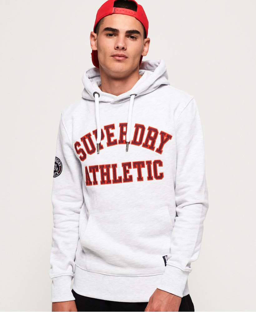 Superdry Academy Sport Applique Hoodie thumbnail 1