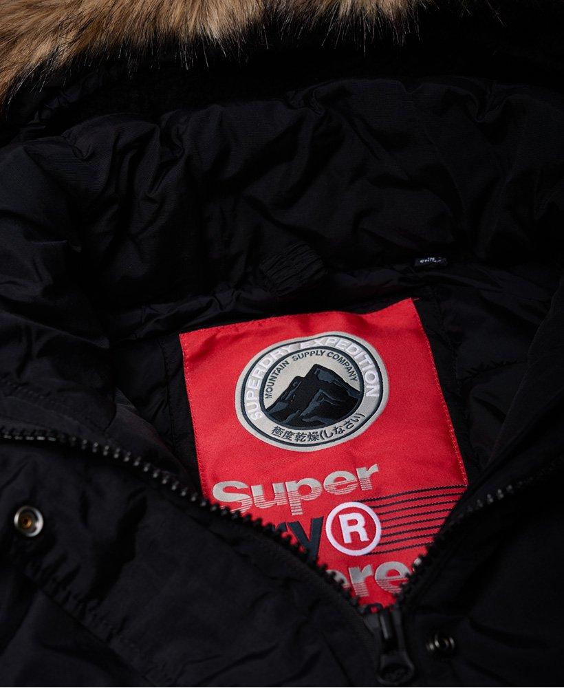 Superdry Ashley Everest jakke - Damer Jakker & Frakker