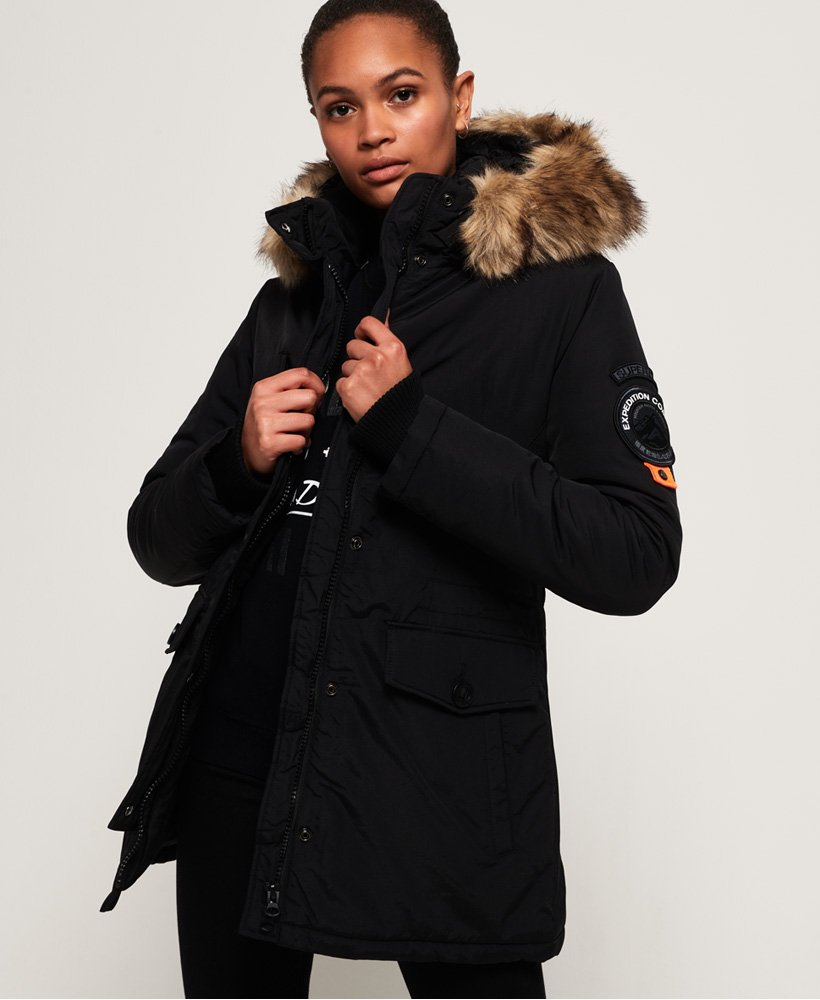 Superdry Ashley Everest Jacke thumbnail 1