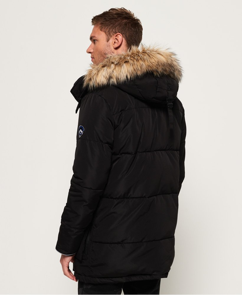 Superdry SD Expedition Parka Herren Jacken & Mäntel
