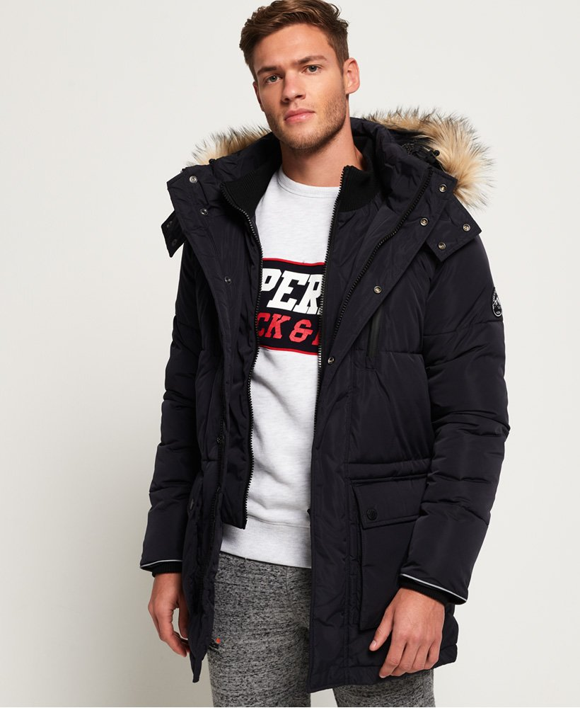 Superdry SD Expedition Parka Jacket thumbnail 1