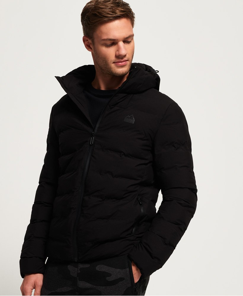 Superdry Echo Quilt Puffer Jacket  thumbnail 1