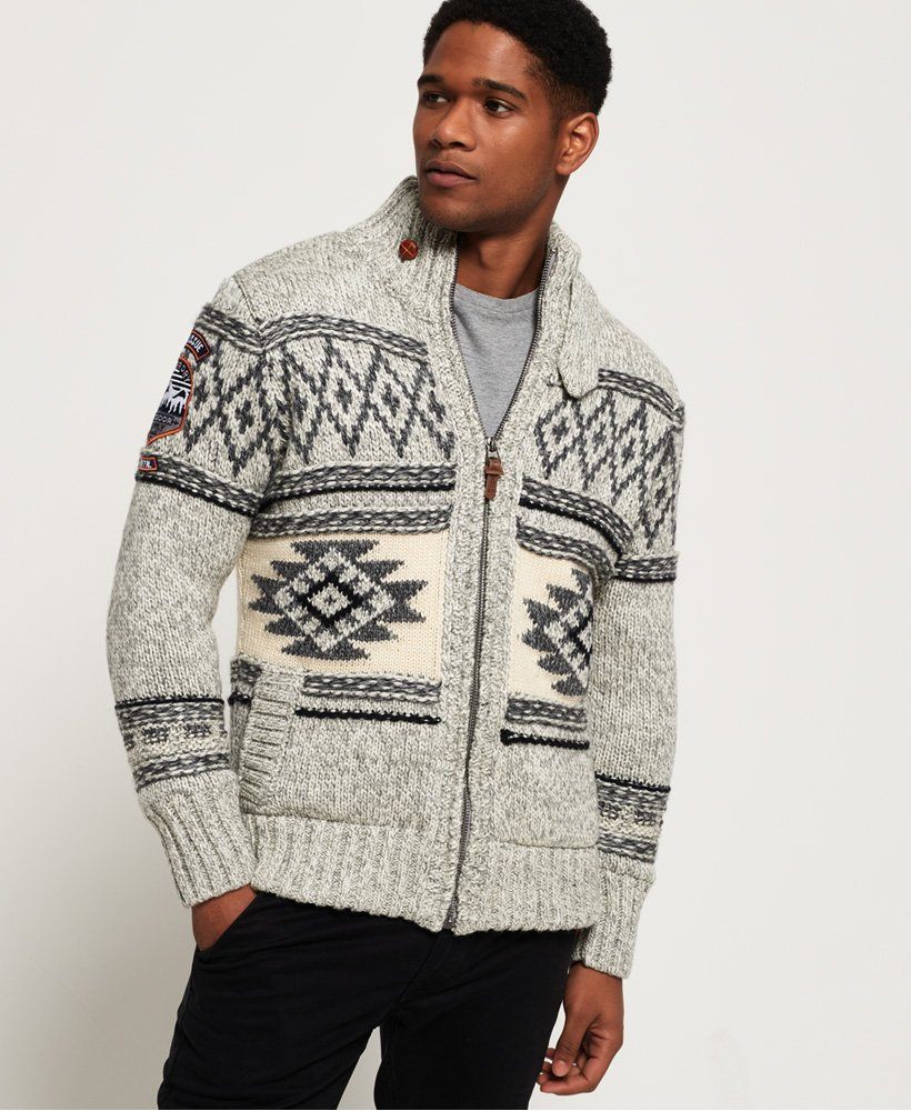 Superdry Super Buffalo Cardigan