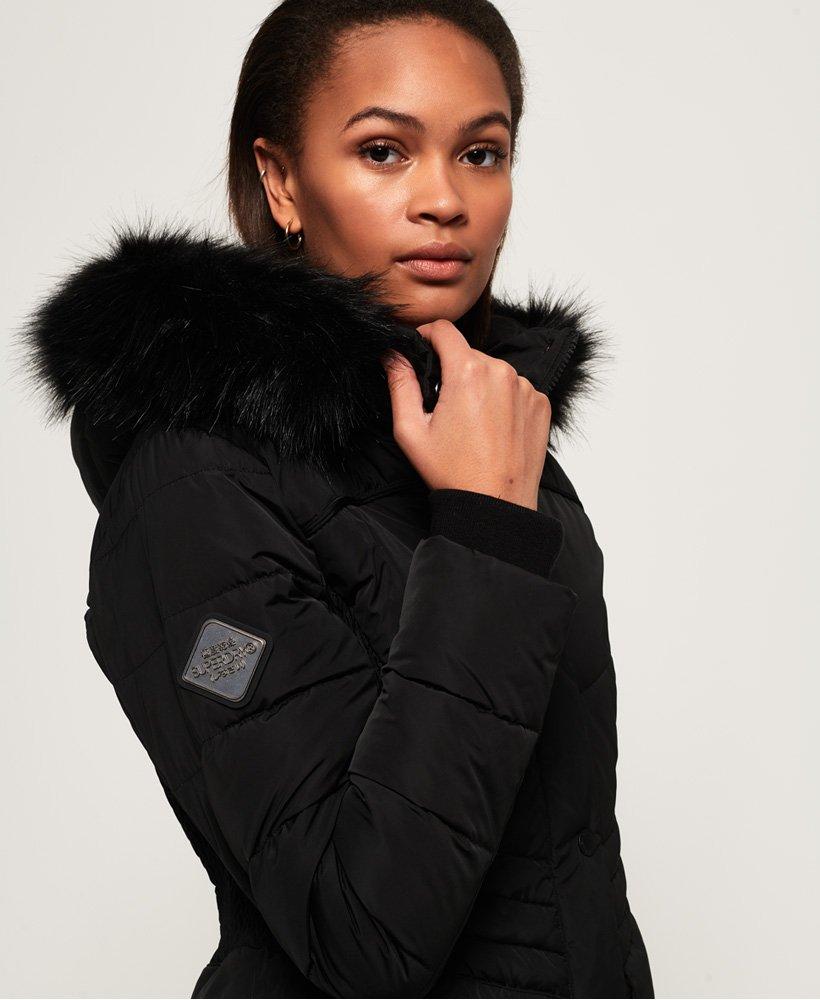 Superdry Jacketsamp; Padded Women's Glacier Parka Jacket Coats PXZiuk