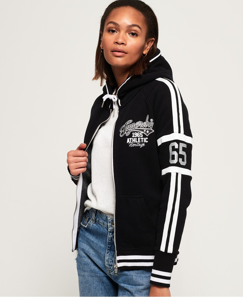 Superdry Playoff Zip Hoodie thumbnail 1