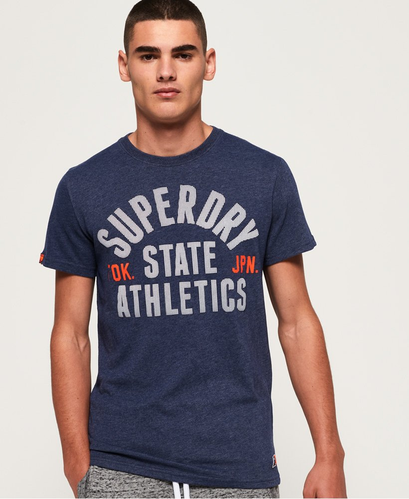 Superdry All Work Heritage Classic T-Shirt thumbnail 1