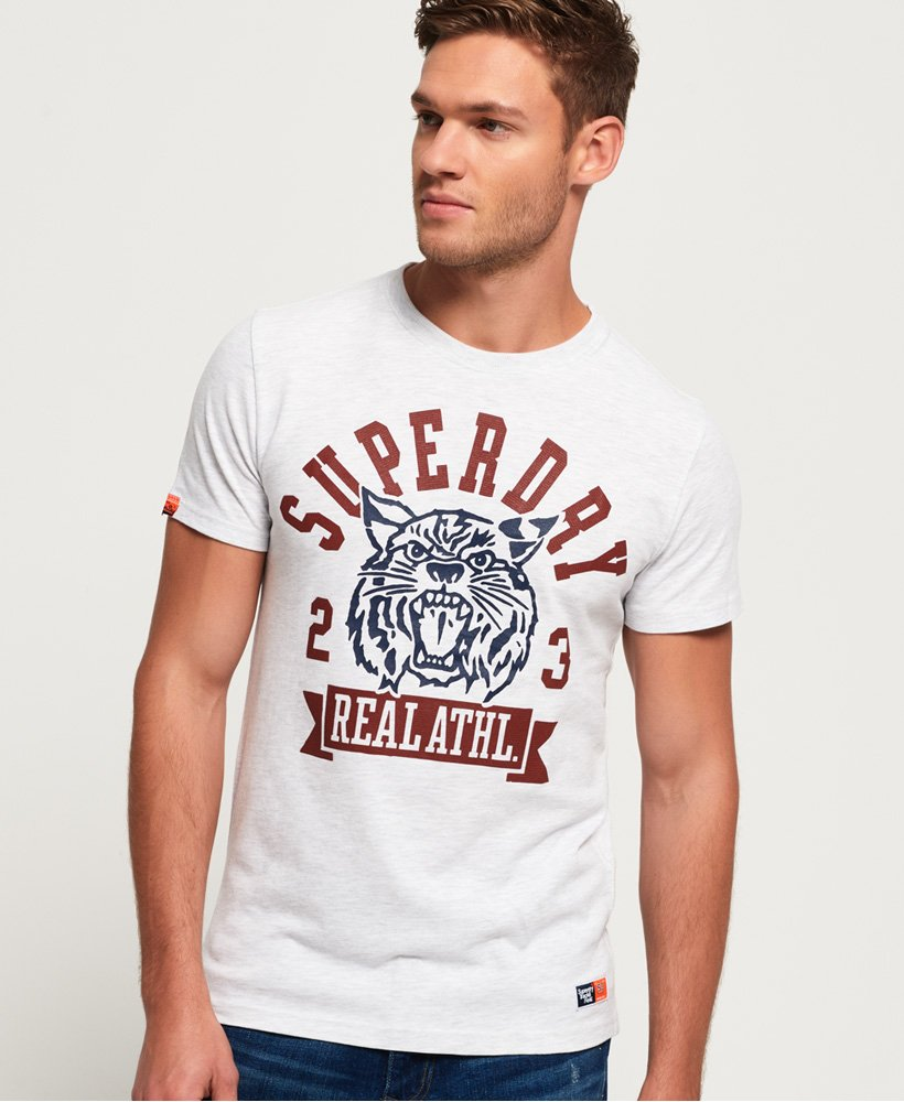 Superdry T-shirt All Work Heritage Classic thumbnail 1