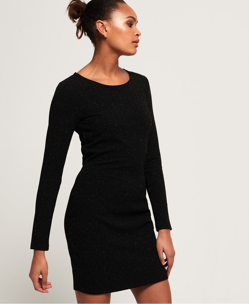 Superdry Bailey Bodycon Dress  thumbnail 1