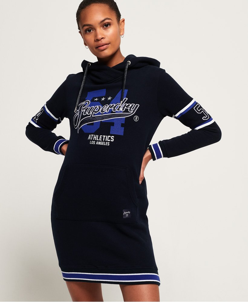 Superdry Beccy Sweat Dress thumbnail 1