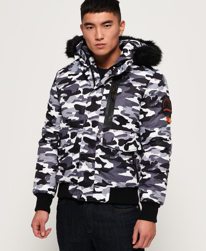 Superdry Everest Bomber Jacket thumbnail 1