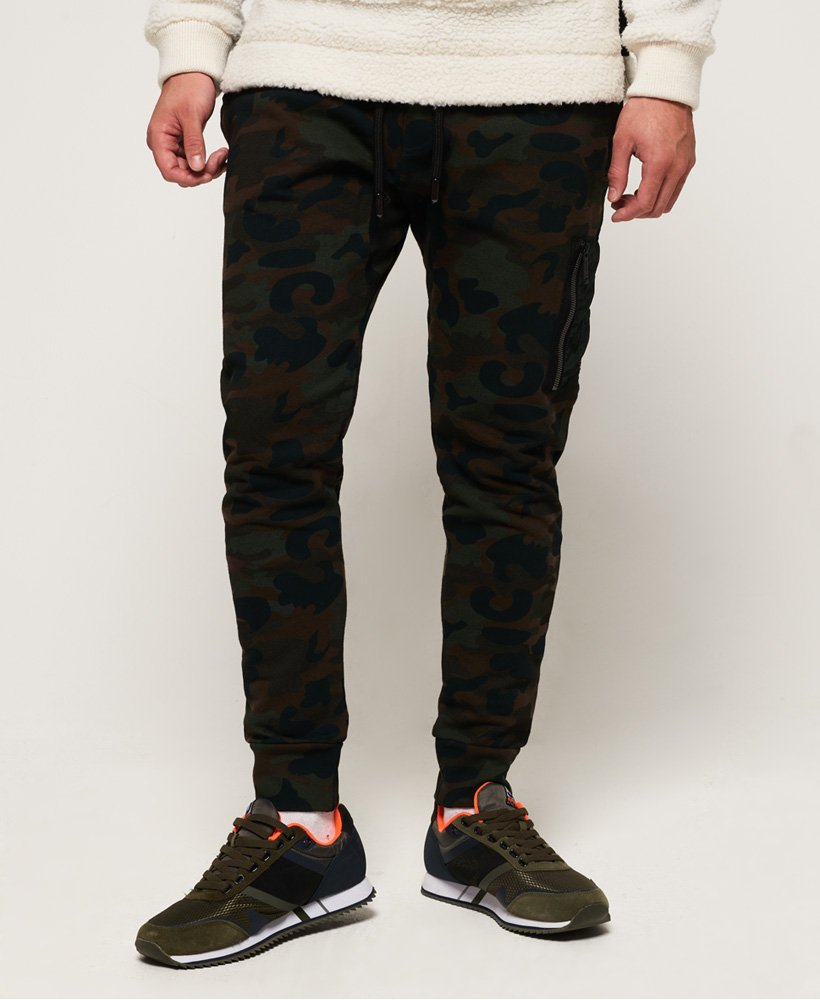 Superdry Rookie Zip Pocket Joggers thumbnail 1