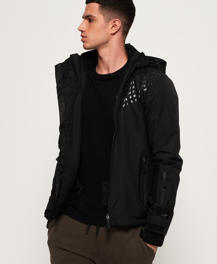 Superdry Diagonal Snow anorak