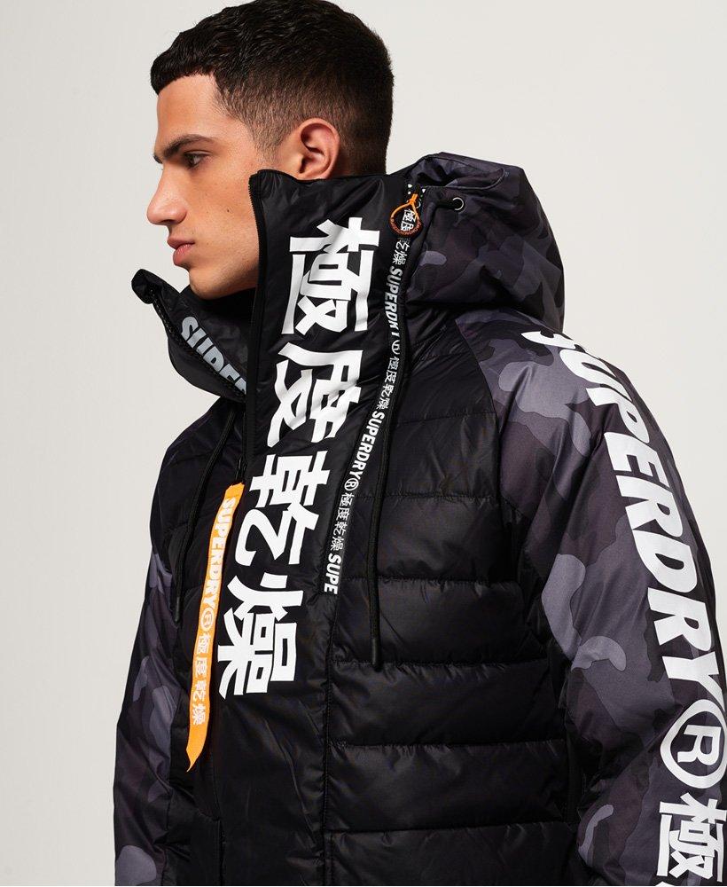 Superdry Veste rembourrée Japan Edition Snow Vestes pour