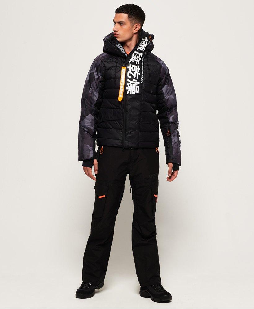 Superdry Japan Edition Snow Down jakke Herre Jakker